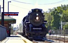 Nickel Plate 765 at Robbins Illinois (Matt Ditton) Tags: nickel plate 765 robbins illinois steam engine