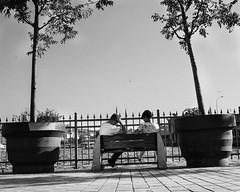 DSC03211 (bmakaraci) Tags: sony a7ii alpha konica hexanon 40mm f18 photograpy primelens photographer person new lens life look blackandwhite burakmakaraci black outdoor istanbul turkish street grain candid