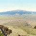 Sierra Grande From Capulin Volcano, New Mexico