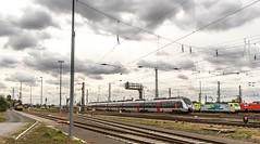 05_2018_09_22_Grosskorbetha_Abellio_1442_ABRM_6185_542_&_578_ITL_CAPTRAIN_Schneller_Grüner_Hamburg (ruhrpott.sprinter) Tags: ruhrpott sprinter deutschland germany allmangne nrw ruhrgebiet gelsenkirchen lokomotive locomotives eisenbahn railroad rail zug train reisezug passenger güter cargo freight fret groskorbetha abellio abrm akiem atlu brll captrain ctl itl leuna meg rhc txltxlogistik 0037 1223 1266 1275 1442 6185 6187 6193 9442 magirus feuerwehr wasserturm tunnel unterführung dampfziegelei logo natur outddor kanaldeckel