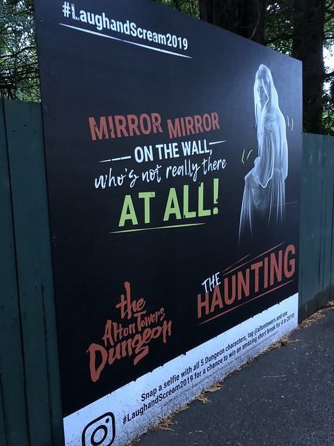 Promos for The Alton Towers Dungeon