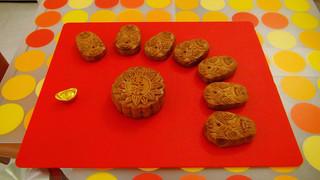 The last mooncakes....