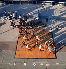 Emeryville Taiko (samayoukodomo) Tags: djimavicpro mavicpro takingthedroneouttogethigh aerialview aerialphotography quadcopter dronephotography dronepointofview drone birdseyeview droneview aerial