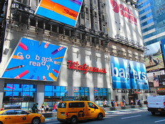 Times Square (New York, New York) (jjbers) Tags: times square new york city billboards led signs walgreens 42 street broadway avenue 7 seven forty second