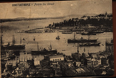 Souvenir de Constantinople (Istanbul) 1 - 12 vues; 1928_2, Marmara, Turkey (World Travel Library - The Collection) Tags: constantinople istanbul 1928 panorama marmara turkey blackwhite black bw retro vintage history antique antik world travel library center worldtravellib collection holidays tourism trip vacation brochures brochure papers prospekt catalogue katalog photos photo photography picture image collectible collectors sammlung recueil collezione assortimento colección ads online gallery galeria touristik touristische broschyr esite catálogo folheto folleto брошюра broşür documents dokument
