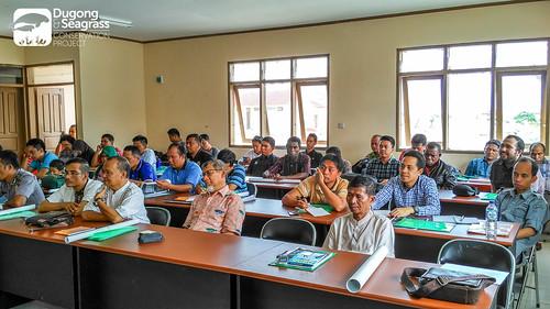 Training Participants in Tolitoli