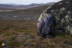 Another break with a view (HendrikMorkel) Tags: sweden vålådalen åre gregoryoptic48 lightweightbackpack backpacking backpack gregory optic48backpack