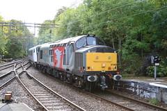 37800 with 345049 @ Kidsgrove (uksean13) Tags: 37800 345049 kidsgrove railoperationsgroup train railway canon 760d ef28135mmf3556isusm