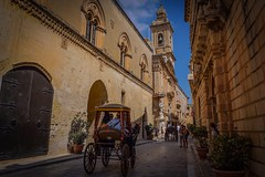 The Medieval Mdina, The Silent city of Malta (Ula P) Tags: mdina malta medieval oldtown colorful building sony sonyalpha beauty summer