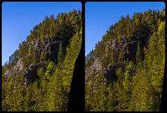 Forest en Route 129 / CrossView / Stereoscopy / HDRaw (Stereotron) Tags: north america canada province ontario forest woods outback backcountry wilderness tree plants indiansummer autumn fall cross eye view xview crosseye pair free sidebyside sbs kreuzblick bildpaar 3d photo image stereo spatial stereophoto stereophotography stereoscopic stereoscopy stereotron threedimensional stereoview stereophotomaker photography picture raumbild hyperstereo twin canon eos 550d remote control synchron kitlens 1855mm 100v10f tonemapping hdr hdri raw
