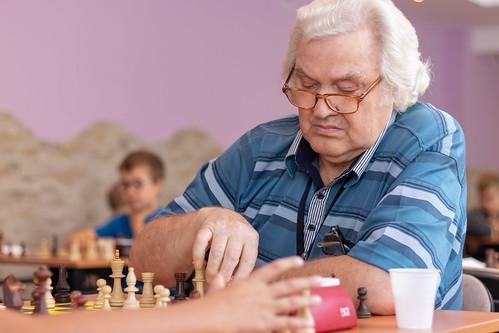 Grand Prix Spółdzielni Mieszkaniowej w Szachach Turniej VII-43