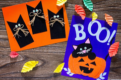 These Halloween Songs are Spookily Effective! (thiced23373) Tags: vicky b adams activities arm art autumn child background card cardboard carved celebration childhood collage concept crafts cut decorations design desk entertainment events evilgame gourdcat black glue handmadehalloween head hobby home idea animal inspiration instruction kindergarten leisure october orange paper pastime earlychildhood production project pumpkin school season spooky symbol traditional wooden