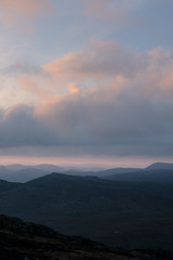 Layers at Dawn (mattdarli92) Tags: sunrise dawn landscape layers silhouette mountains hills wild nature sony snowdonia wales national park