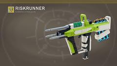 Riskrunner Exotic Submachine Gun