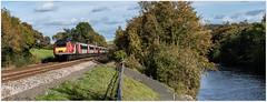 Riverside view (Blaydon52C) Tags: hst virgintrains eastcoast ecml class43 intercity125 railway rail railways trains train transport locomotive locomotives