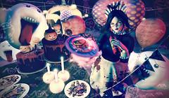 万圣节 (imp朣) Tags: secondlife second life girl halloween power girlpower
