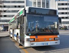Venezia, Piazzale Roma 15.01.2018 (The STB) Tags: venezia venecia venedig trasportopubblico publictransport citytransport öpnv bus busse autobus autobús