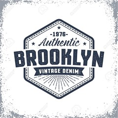 brooklyn (Random designs(Logo,Stationery,Social media,Flyers) Tags: brooklyn vintage design label fashion print art shirt apparel emblem retro typography stamp new york college old badge symbol sign jersey denim usa original tshirt text varsity style texture school jean logo clothing grunge clothes urban sport american america textile poster city collection authentic nyc wear athletic sticker superior
