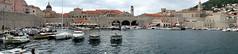 Dubrovnik harbor (geneward2) Tags: dubrovnik harbor croatia boats