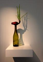 Simone Forti, Onion Walk (1961) (Desc/Em) Tags: mamac muséedartmoderneetdartcontemporain cityofnice modernart contemporaryart onion bottle musée museum exhibit exposition