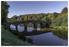 Stourhead 2 (Trevor Watts Photography) Tags: autumn colour day trip nikon d750 24120f4 wiltshire nationaltrust © trevorwatts october 2018 gb uk england