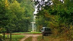 Ballade au Rond Capitaine (Phil du Valois) Tags: forêt domaniale retz villers cotterêts peugeot partner