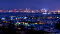 San Diego (Randy Liljenberg) Tags: san diego harbor north island pt loma point