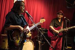 Terraplane Band with gorgeous dancers, Tokyo, 21 Oct 2018 -00012 (megumi_manzaki) Tags: musician band blues rock live japan guitarist dancer