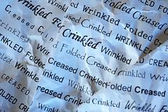 Macro Monday - Wrinkled, Folded, Creased (PDX Bailey) Tags: macromondays macro mondays monday crinkledwrinkledfoldedorcreased wrinkled folded creased crinkled