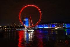 _DSC6375 (erengun3) Tags: londoneye london eye cocacolalondoneye londoncity city telephone red grey nightphoto night photography ezgigunuc ezgi gunuc westminster zone1 atnight sonyalpha sony a77 fotoğraf gece uzun pozlama