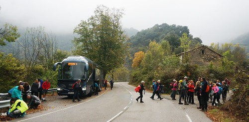 Marcha de Senderismo Bosque del Roñas Logroño