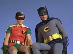Batman and Robin (Shed On The Moon) Tags: 1966 batman adamwest robin burtward