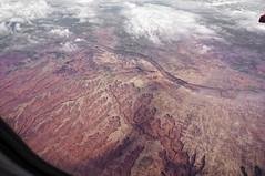Waterpocket Fold (rovingmagpie) Tags: utah windowseat airplane summer2018 waterpocketfold capitolreef grandstaircaseescalante