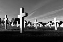 Lest We Forget (justinmoors) Tags: worldwarii heros memorial lestweforget remembrance war collevillesurmer omahabeach cemetery normandy