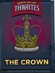 The Crown - Garstang (garstonian11) Tags: pubs lancashire realale thwaites garstang gbg2019 camra