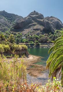 Lake Encantadora, La Gomera (Canary Islands)