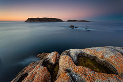 Textura gallega (jcriera) Tags: isla sisargas longexposure largaexposición mar worldtrekker