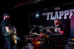 Ryder's Creed @ The Flapper 17/06/18 (WeronikaOl) Tags: creed ryder guitar bass vocal vocalist guitarist bassist drums drummer band live liveband