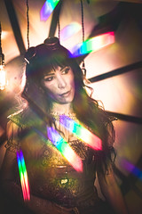 Kaeatri 'Steampunk' (SeanLaine) Tags: sean laine photography kaeatri steampunk steampowered cosplay costume home made outfit etsy design umbrella rainbows make light studios diamond prism