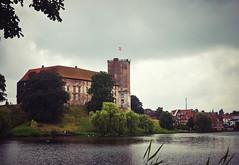 Koldinghus (M.LE Fotografie) Tags: kolding denmark danmark clouds castle lake cities history