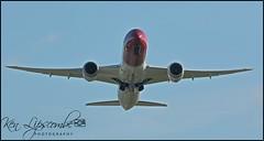G-CKWE Boeing 787-9 c/n 38790 Norwegian Air Shuttle (Gatwick Airport-EGKK) 01/10/2018 (Ken Lipscombe <> Photography) Tags: gckwe boeing 7879 cn 38790 norwegian air shuttle gatwick airportegkk 01102018