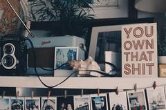 (M-L Pocket) Tags: home interiors shelfie film 35mm canonae1 variochrome canon canonfilm rollei rolleivriochrome indoors stuff retro vintage indie cute plants magic athome inmyhouse livingroom nostalgic nostalgia