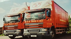 IMG-20181005-WA0030 (srsmithandson) Tags: lorry s r smith son haulage west thurrock smiths
