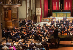 DSCN0073left Glinka Overture to Russlan and Ludmilla. Ealing Symphony Orchestra, leader Peter Nall, conductor John Gibbons. St Barnabas Church, west London. 6th October 2018. (Paul Ealing 2011) Tags: ealing symphony orchestra eso 6 october 2018 conductor john gibbons leader peter nall st barnabas church west london pitshanger lane w51qg w5 1qg england concert classical