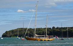 Saling the Solent (AreKev) Tags: sailingyacht sailing yacht boat rivermedina river medina solent englishchannel westcowes cowes theisland isleofwight england uk sonycybershot sony cybershot dschx400v sonydschx400v