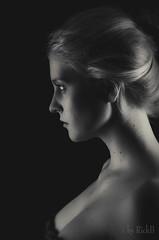 Auri (RickB500) Tags: portrait girl rickb rickb500 model beauty expression face cute hair