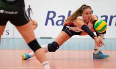 P2138717 (roel.ubels) Tags: sliedrecht sport topsport volleybal volleyball uvc holding graz cev champions league debasis