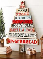 Reclaimed Wood Pallet Christmas Tree (katalaynet) Tags: follow happy me fun photooftheday beautiful love friends