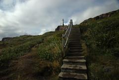 Cape Spear Lighthouse (jvde) Tags: gimp nikond200 newfoundland