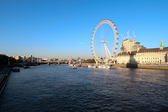 London: Peoples Vote March (Carneddau) Tags: jubileebridge london londoneye riverthames westmisterbridge
